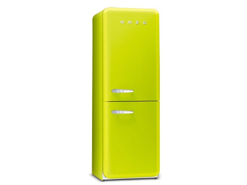 Combi refrigerator Class A + + FAB32RVEN1 | Refrigerator by Smeg