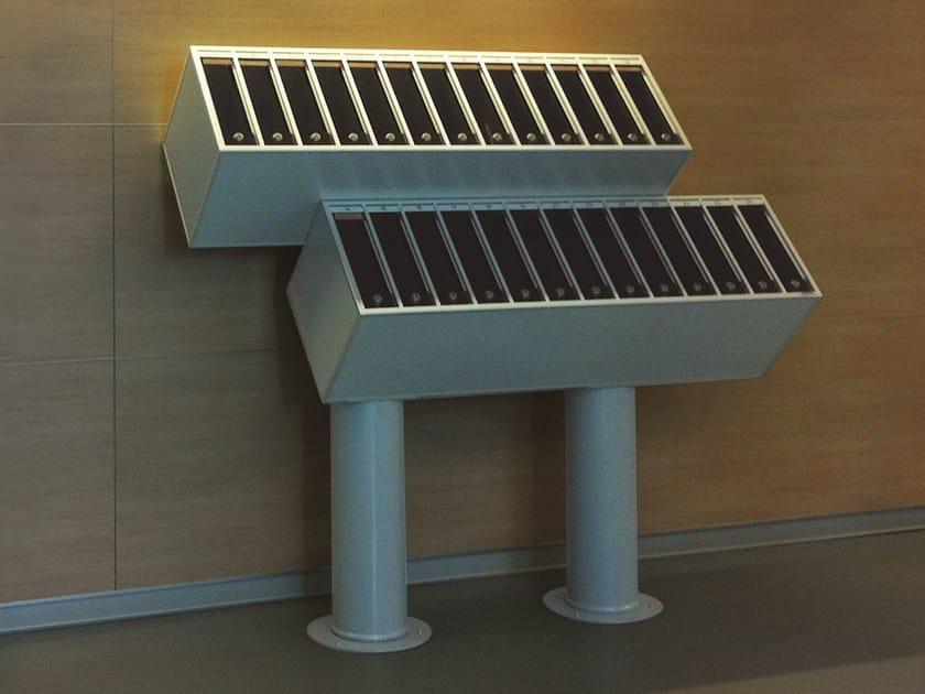 Freestanding mailbox BZ | Mailbox by RAVASI