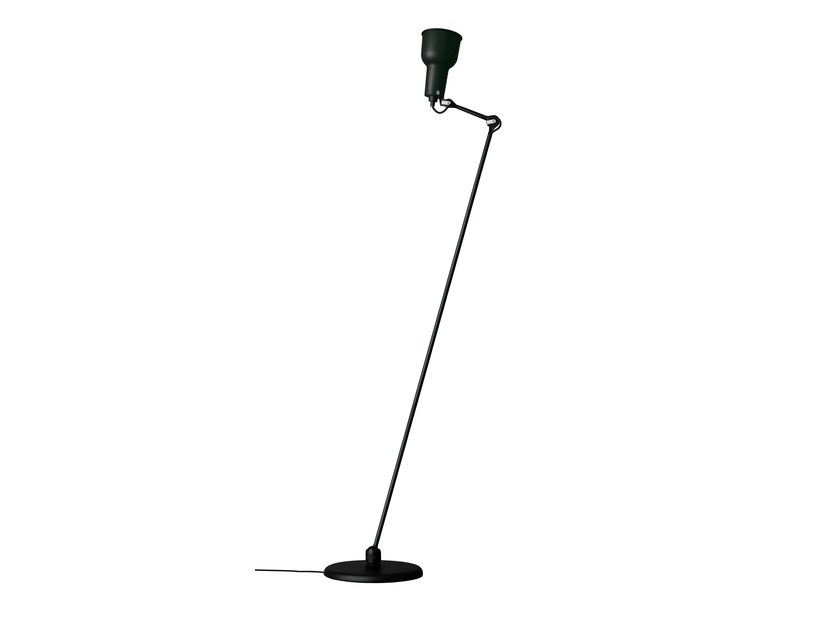 Adjustable floor lamp with dimmer N°230 | Floor lamp by DCW éditions