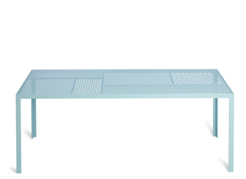 Steel Table for public areas AREAL | Table for public areas by Nola Industrier