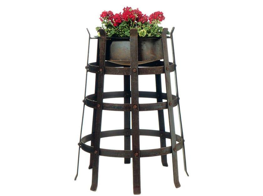 Steel Flower pot MILAN by Nola Industrier