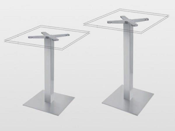 Table base I60X60110 / I60X60 | Table base by GABER