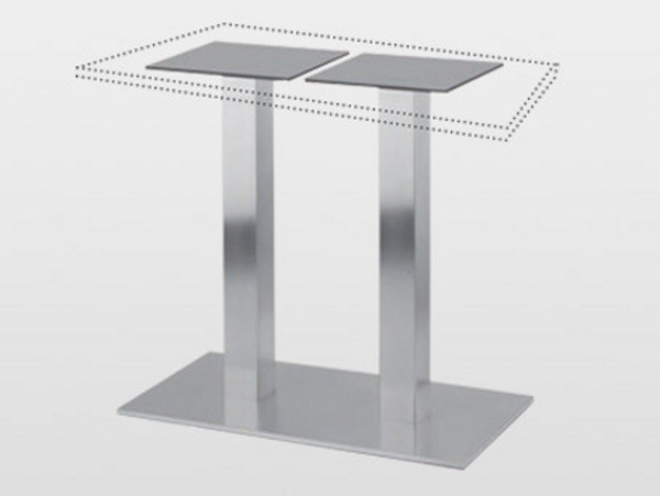 Table base I72X44110 | Table base by GABER