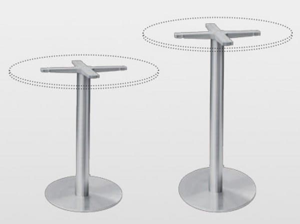 Table base I60 / I60110 | Table base by GABER