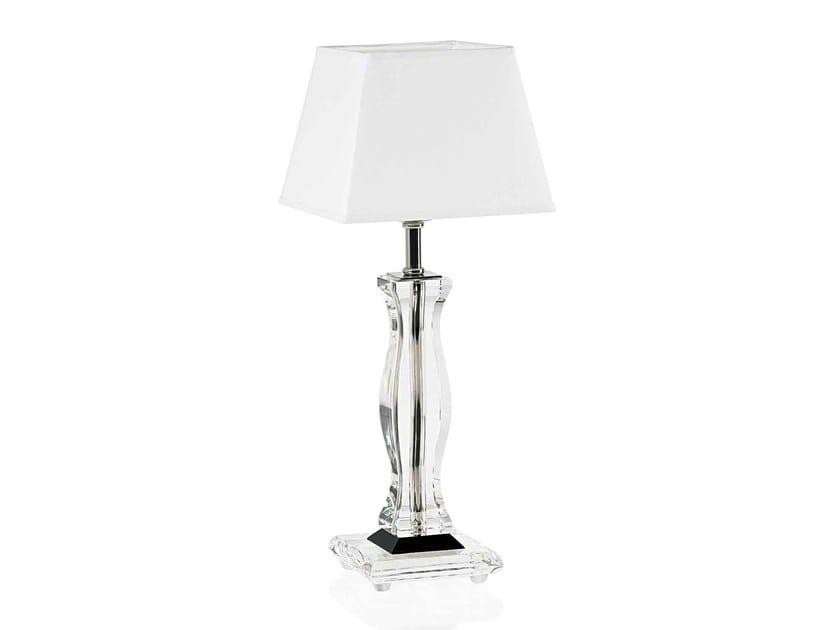 Crystal bedside lamp BALEAL BL by ENVY