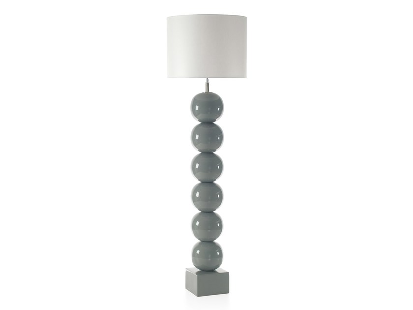 Ceramic floor lamp BILBA FL by ENVY