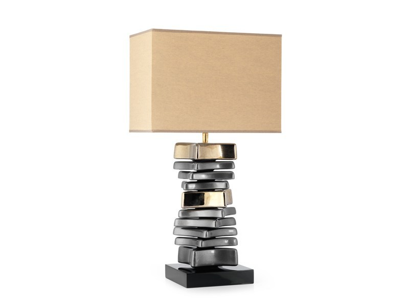 Ceramic table lamp CAREA by ENVY