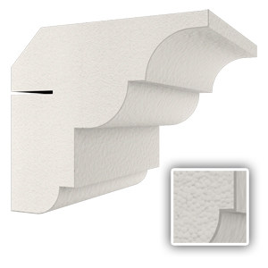 EPS crowning cornice ISIDECOR by POLITOP