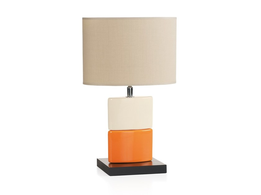 Ceramic table lamp CHANEA PETIT by ENVY