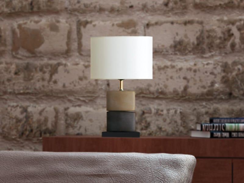 Ceramic bedside lamp MINEA PETIT by ENVY