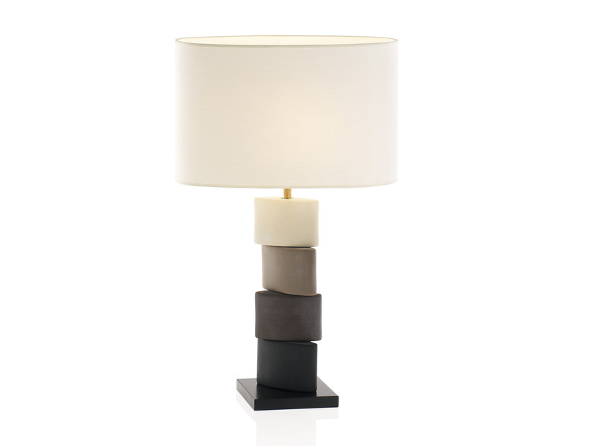 Ceramic table lamp MINEA by ENVY
