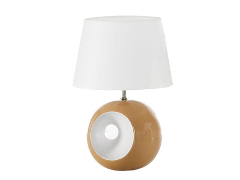 Ceramic table lamp OLA by ENVY