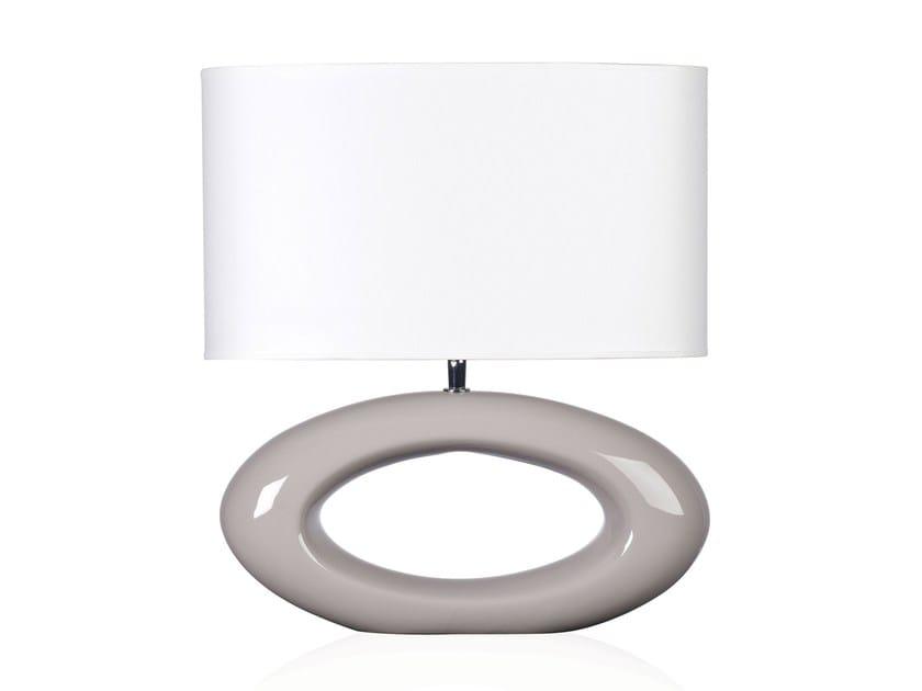 Ceramic table lamp OREA by ENVY