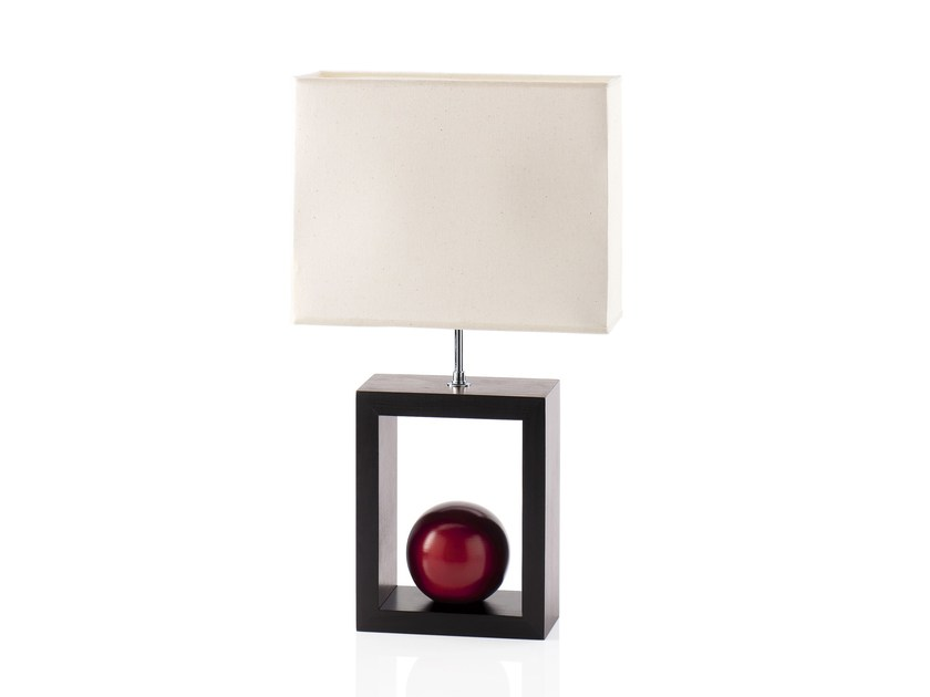 Ceramic table lamp SCALA by ENVY