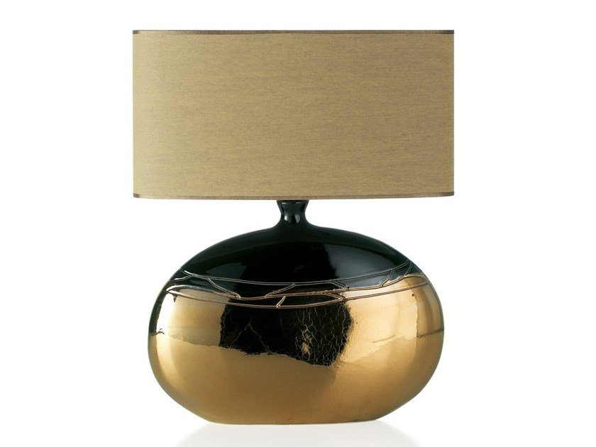Ceramic table lamp SMOOTH by ENVY