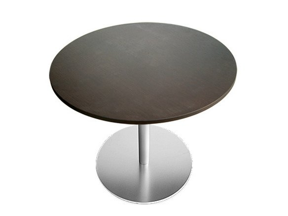 Height-adjustable round table BRIO | Round table by Lapalma