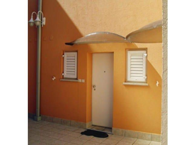 Door canopy ELEGANCE by CAODURO