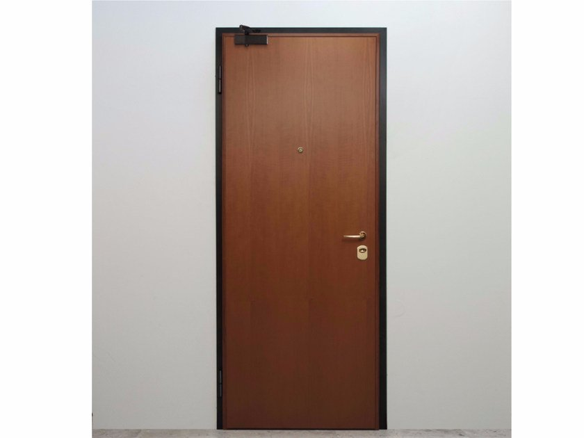 Wooden safety door F1/F3 - 16.5035 F1/F3 by Bauxt