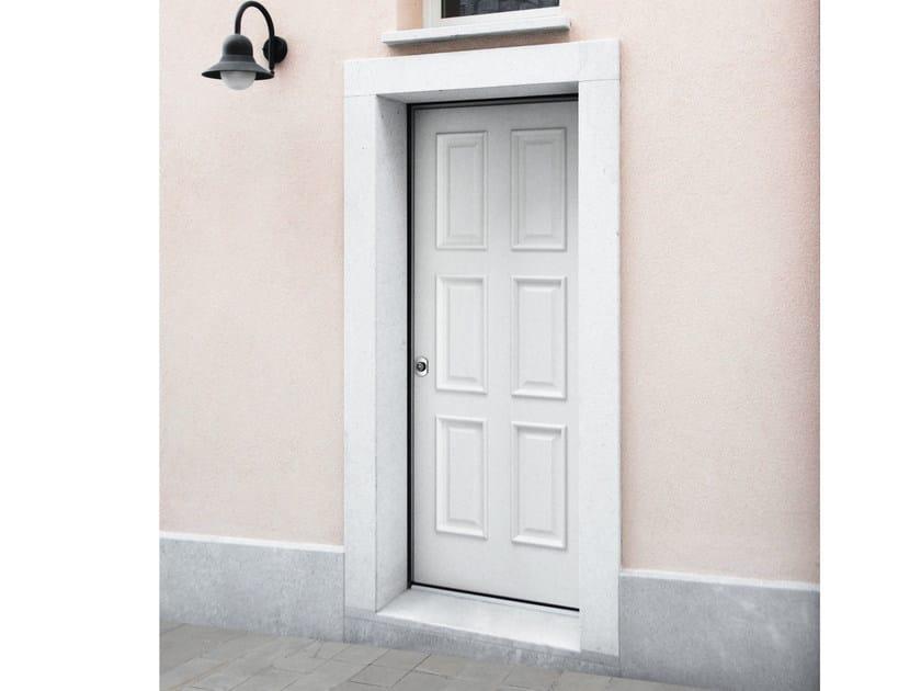 Lacquered okoumé safety door ELITE - 16.5050 M60Vip by Bauxt