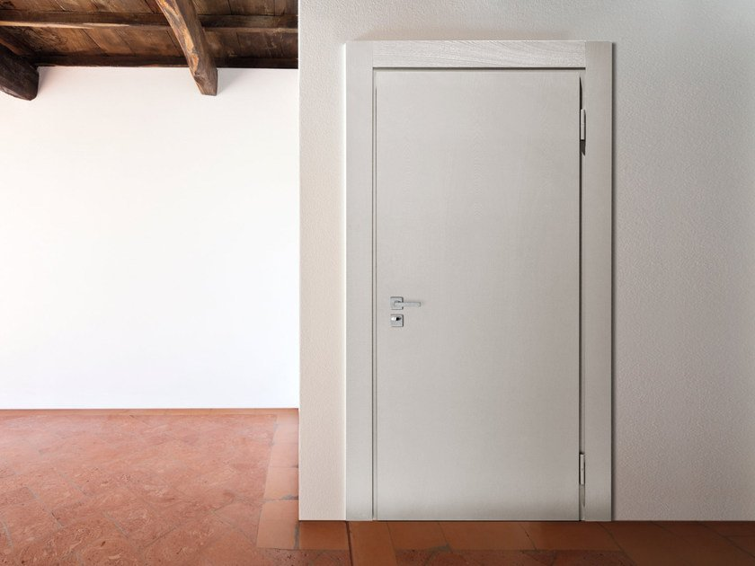Lacquered ash safety door ELITE - 16.5031 M60Vip by Bauxt