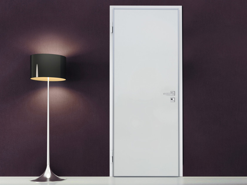 Lacquered MDF safety door SUPERIOR - 16.5033 M16 by Bauxt