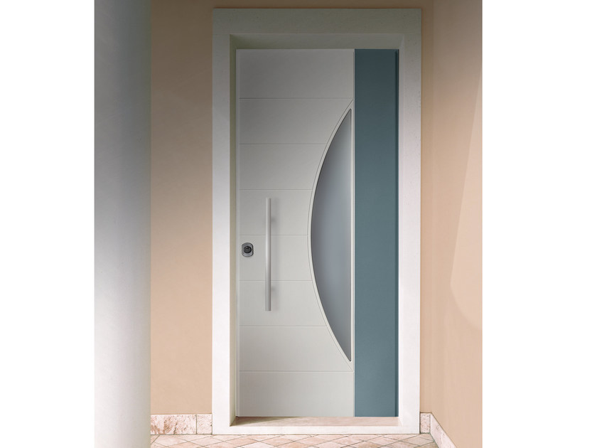 Lacquered MDF safety door JUNIOR  - 16.5044 J16 by Bauxt