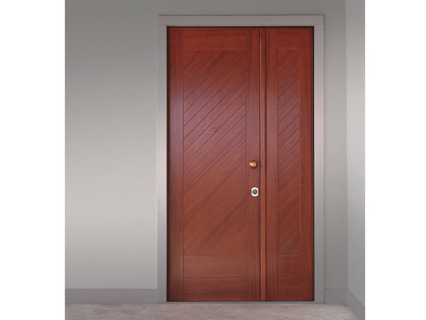 Iroko safety door ELITE - 16.5068 M60Vip by Bauxt  sc 1 st  Archiproducts : iroko doors - pezcame.com