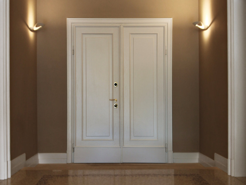 Lacquered MDF safety door ELITE - 16.5074 M80Vip by Bauxt