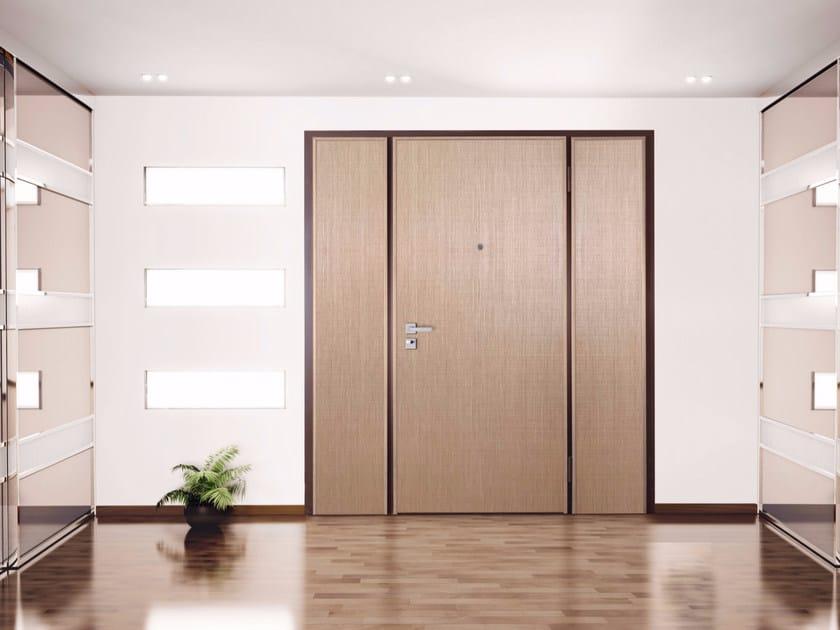 Oak safety door ELITE - 16.5080 M60Vip by Bauxt