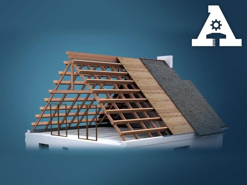 Structural Design Training Course PROGETTAZIONE TETTI IN LEGNO by Accademia Tecnica