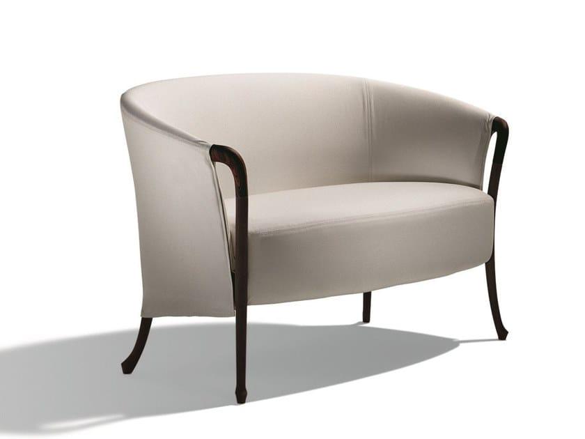 Fabric small sofa PROGETTI   Small sofa by GIORGETTI