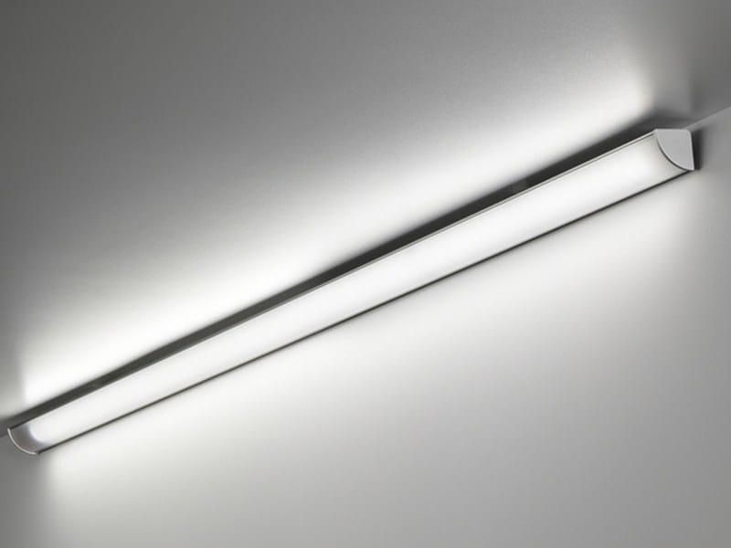 Aluminium wall lamp / ceiling lamp PROLED by PURALUCE