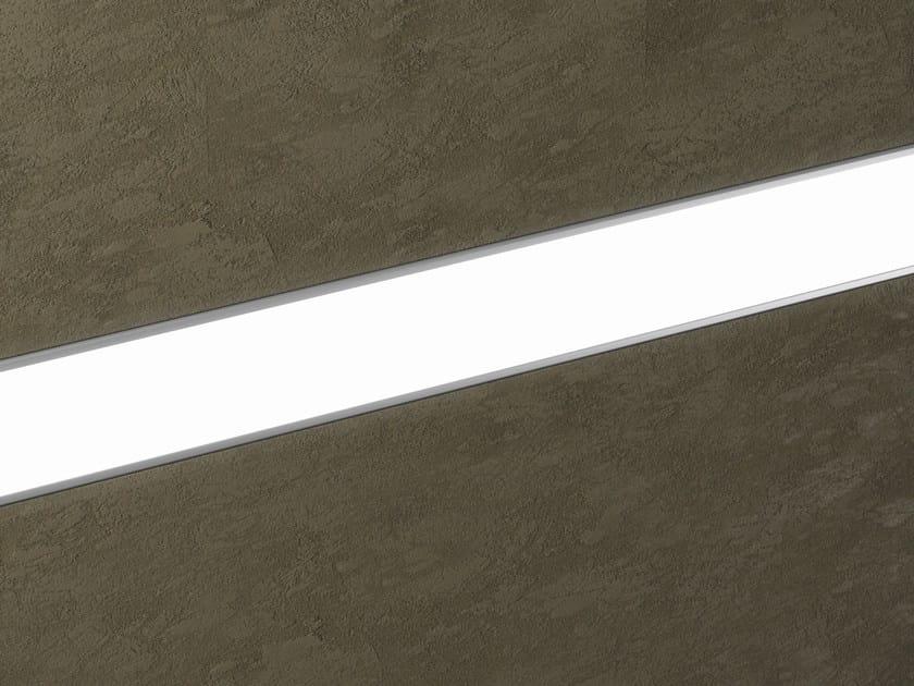 Decorative listello PROLIGHT PROLIST LED LLA/20 by PROFILPAS