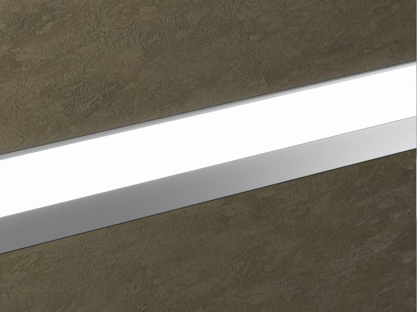 Decorative listello PROLIGHT PROLIST LED LLA/30 by PROFILPAS