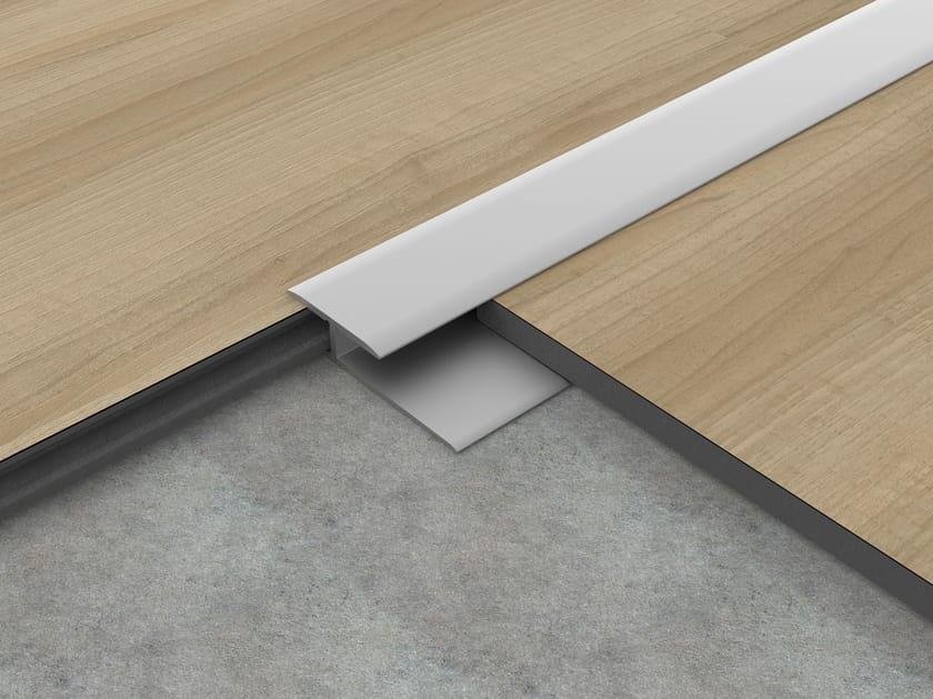 Aluminium Flooring joint PRONIVEL H/5 by PROFILPAS