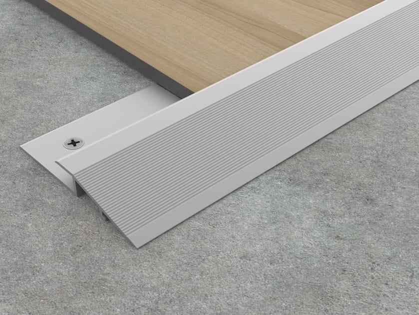 Aluminium flooring profile PRONIVEL PBAS/5 by PROFILPAS