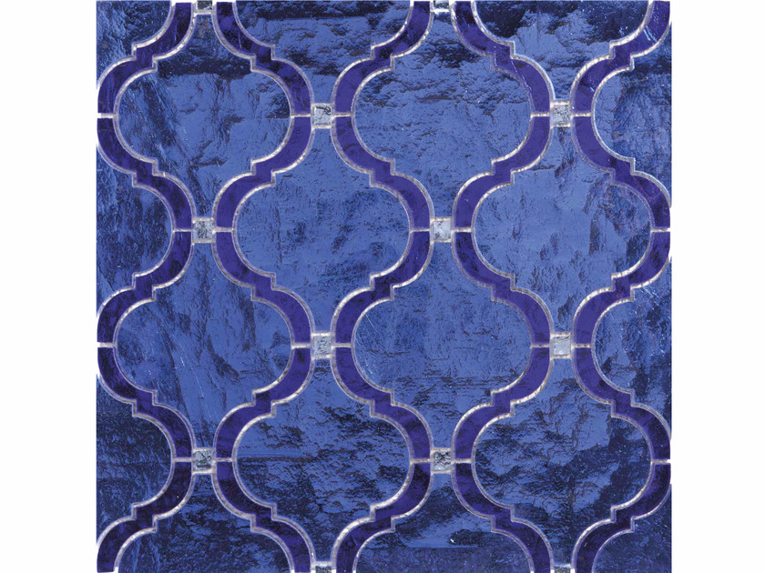 Glass mosaic PROVENCE 2G by Lithos Mosaico Italia