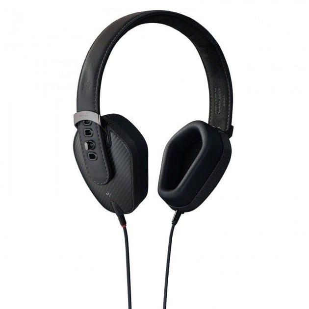 Aluminium Headphones PRYMA 01 CARBON NOTTE by PRYMA