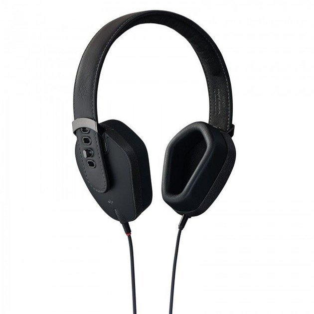 Aluminium Headphones PRYMA 01 NOTTE by PRYMA