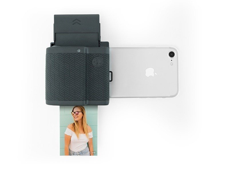 Accessorio per smartphone e tablet PRYNT - PRYNT POCKET Graphite by Archiproducts.com
