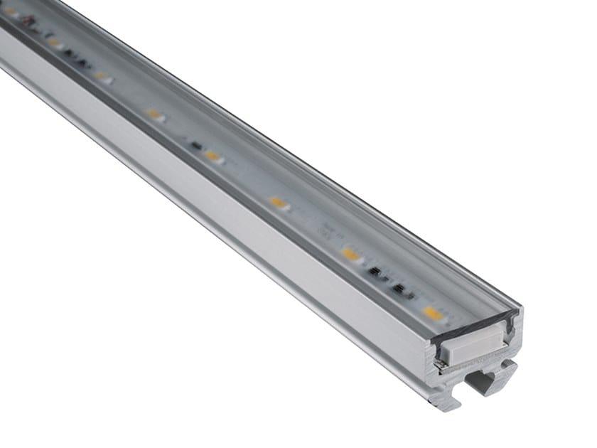Aluminium linear lighting profile PS02   Linear lighting profile by Aldabra