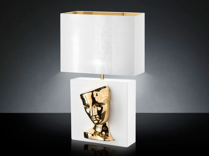 Ceramic table lamp PSICHE DI CAPUA | Table lamp by VGnewtrend