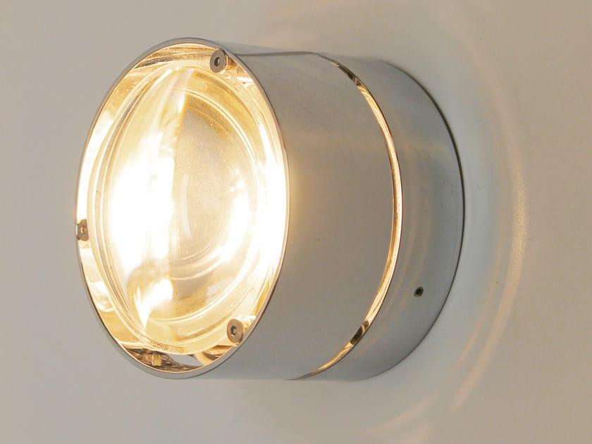 Light In PlusLampada Puk Top Metallo Parete Applique Da HYD9WEI2