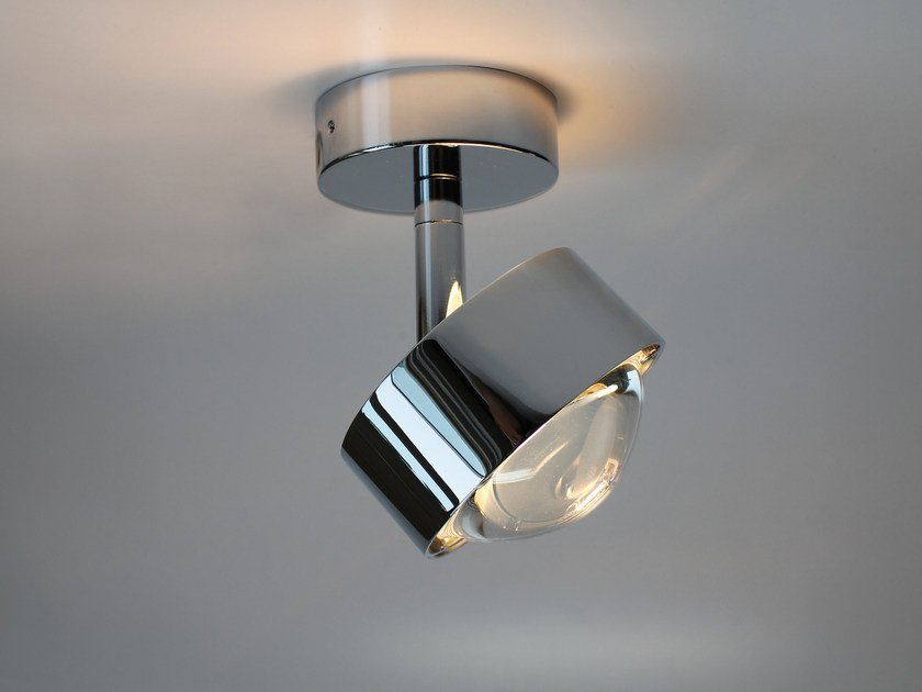 Adjustable ceiling lamp PUK TURN | Ceiling lamp by Top Light