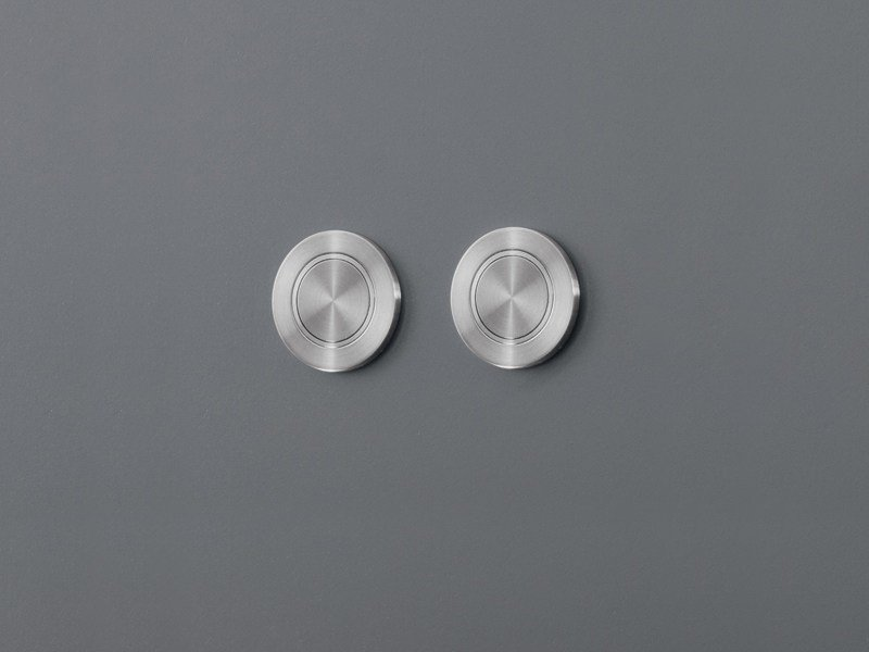 Pair of buttons for dual flush PUL 07 by Ceadesign
