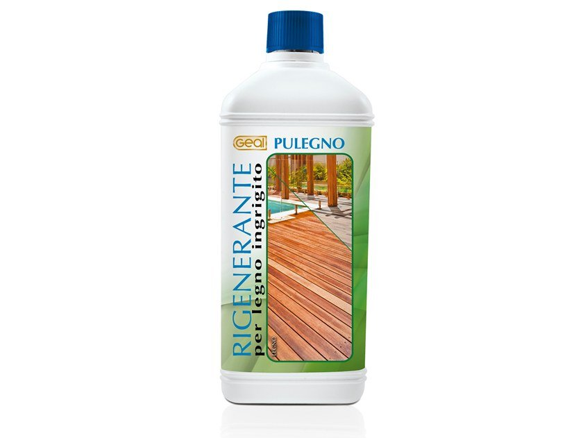 Wood protection product PULEGNO by Geal
