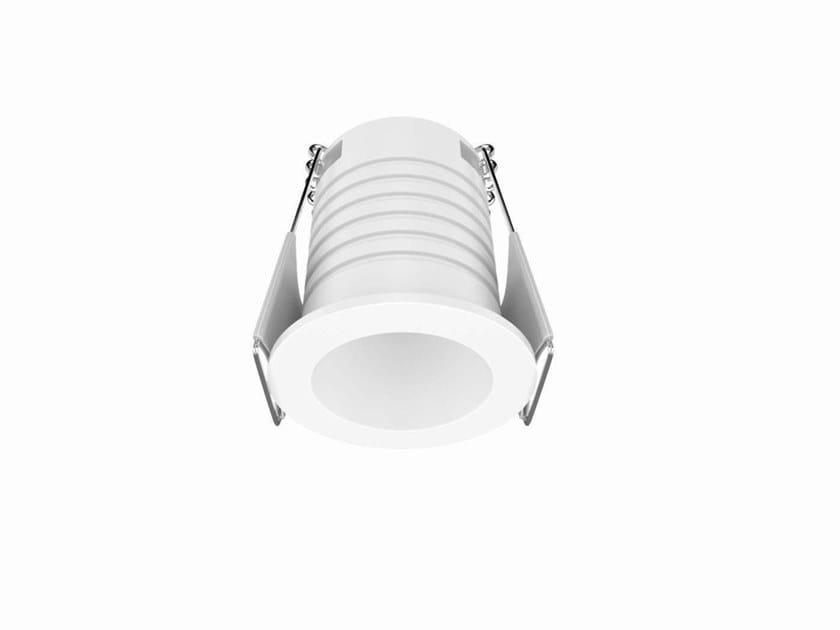 Faretto per esterno a LED in alluminio da incasso PULSAR R by BENEITO FAURE