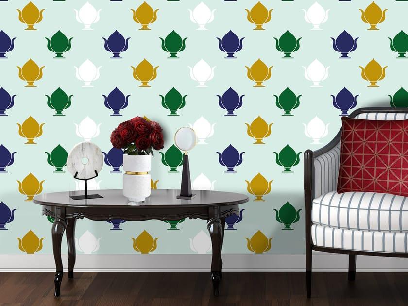 Motif wallpaper PUMI by Mat&Mat