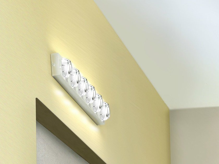 Applique a LED con dimmer PUNS 6378 by Milan Iluminacion