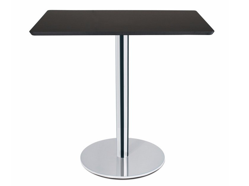 Metal table base PUNTO by Papatya